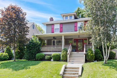 Asbury Park Single Family Home Under Contract: 1306 3rd Avenue