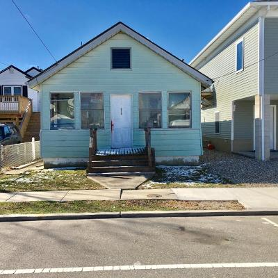 Seaside Heights Single Family Home Under Contract: 313 Franklin Avenue