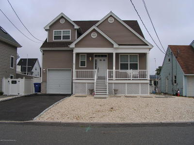 Ocean County Single Family Home For Sale: 508 Bayview Drive