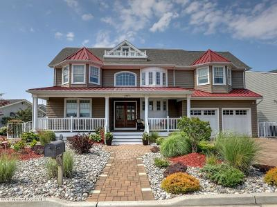Point Pleasant Single Family Home For Sale: 1707 Bay Isle Drive