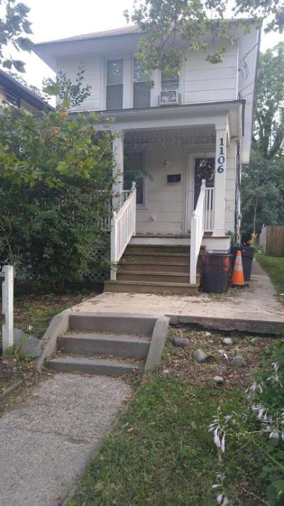 Asbury Park Multi Family Home For Sale: 1106 1st Avenue
