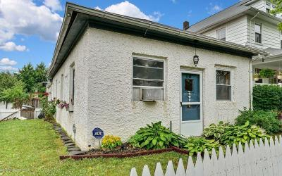 Asbury Park Single Family Home Under Contract: 1500 Bangs Avenue