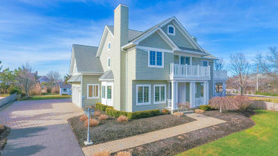 Bay Head Single Family Home For Sale: 854 Main Avenue