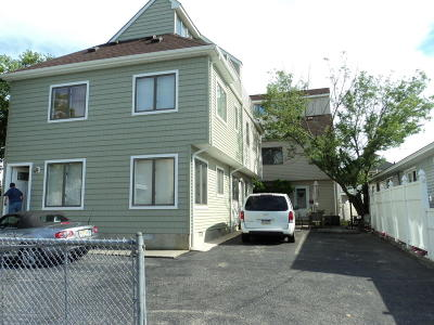Seaside Heights Condo/Townhouse For Sale: 231 Sumner Avenue #B2
