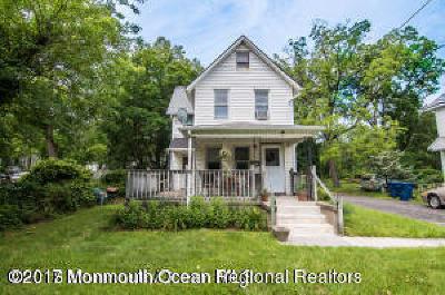 Neptune Township Single Family Home For Sale: 313 Neptune Boulevard
