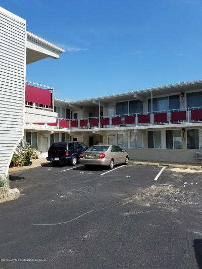 Seaside Heights Condo/Townhouse For Sale: 28 Fremont Avenue #A4