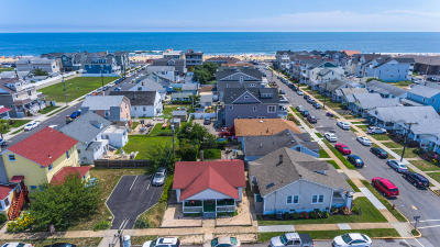 Belmar Single Family Home Under Contract: 1304 A Street