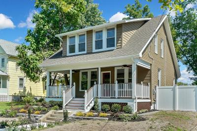 Asbury Park Single Family Home For Sale: 1307 1st Avenue