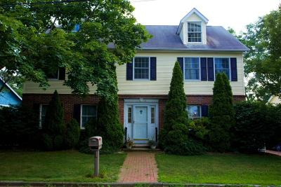 Point Pleasant Single Family Home For Sale: 1118 Burnt Tavern Road
