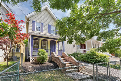 Asbury Park Single Family Home Under Contract: 927 Summerfield Avenue