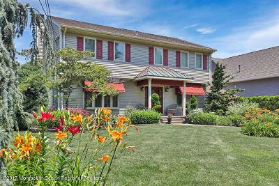 Point Pleasant Single Family Home For Sale: 905 River Oaks Lane