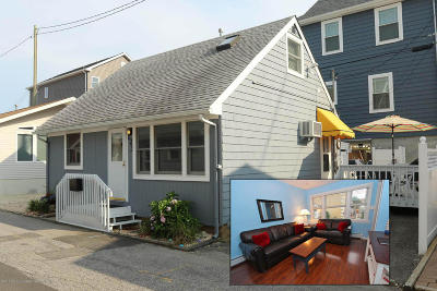 Lavallette Single Family Home Under Contract: 123 Throssell Road