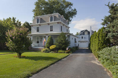 Point Pleasant Single Family Home For Sale: 607 Forman Avenue