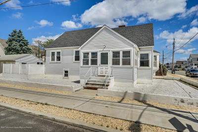 Seaside Park Single Family Home For Sale: 66 G Street