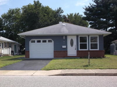 Toms River Adult Community For Sale: 24 Guadeloupe Drive