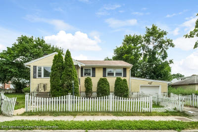 Red Bank Single Family Home Under Contract: 75 Carpenter Street
