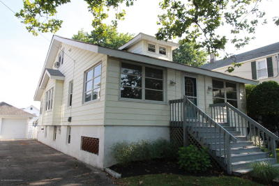 Point Pleasant Beach Single Family Home For Sale: 317 Arnold Avenue