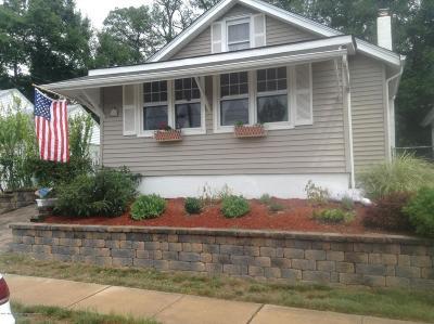 Neptune City Single Family Home For Sale: 128 Summit Avenue