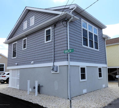 Lavallette Single Family Home For Sale: 223 Harbor Drive