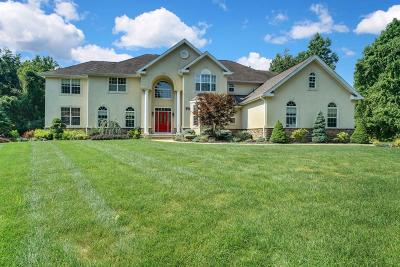 Howell Single Family Home Under Contract: 107 Larrabee Boulevard