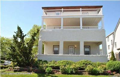 Bradley Beach Condo/Townhouse For Sale: 711 Beach Avenue #4