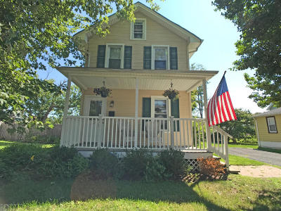 Long Branch Single Family Home For Sale: 459 West Street