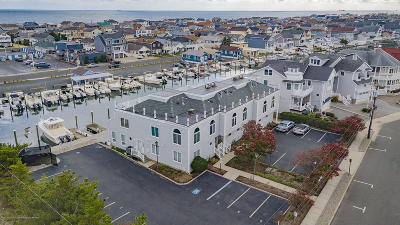 Point Pleasant Beach Condo/Townhouse Under Contract: 100 Riverside Place #2