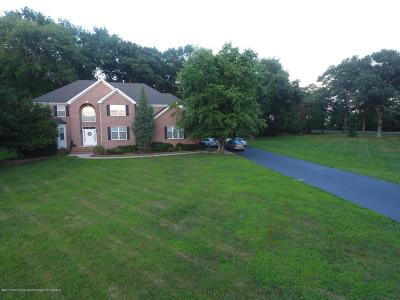 Howell Single Family Home For Sale: 12 Tioga Drive