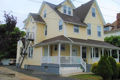 Long Branch Multi Family Home Under Contract: 116 Chelsea Avenue