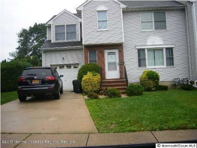 Long Branch Condo/Townhouse Under Contract: 707 Wertheim Place