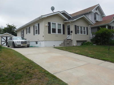 Asbury Park Single Family Home Under Contract: 1304 2nd Avenue