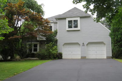 Freehold Single Family Home For Sale: 13 Chatham Ridge Drive