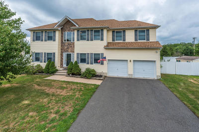 Howell Single Family Home Continue To Show: 3 Concetta Court