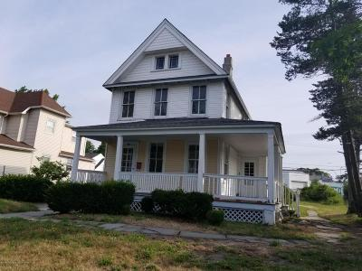 Asbury Park Single Family Home Under Contract: 907 5th Avenue