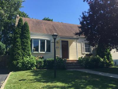 Red Bank Single Family Home For Sale: 58 John Street