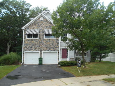 Eatontown Single Family Home Under Contract: 10 Theodore Drive