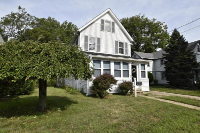 Point Pleasant Single Family Home For Sale: 1217 Bay Avenue