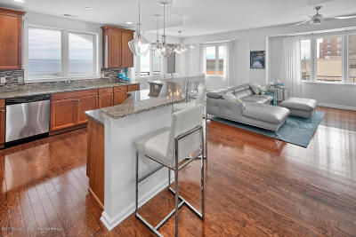 Asbury Park Condo/Townhouse For Sale: 1501 Ocean Avenue #2501