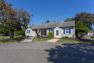Belmar Single Family Home For Sale: 2532 Belmar Boulevard