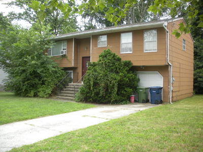 Neptune Township Single Family Home Under Contract: 11 Roberts Drive