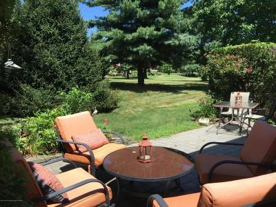 Spring Lake Condo/Townhouse For Sale: 12 Willow Lane
