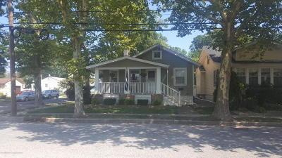 Neptune City Single Family Home For Sale: 66 Union Avenue