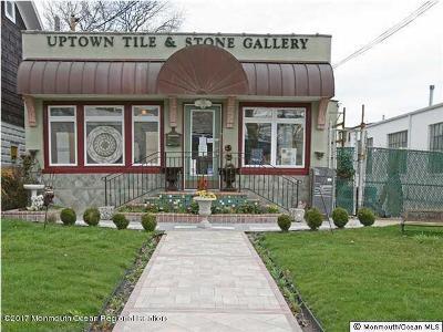 Asbury Park Commercial For Sale: 919 3rd Avenue