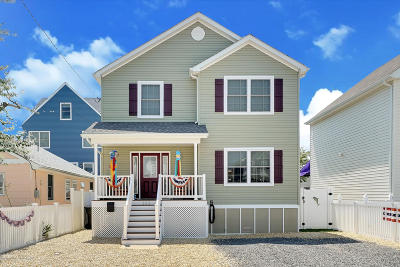 Ortley Beach Single Family Home Under Contract: 223 3rd Avenue