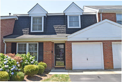 Spring Lake Heights NJ Condo/Townhouse For Sale: $569,900
