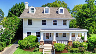 Spring Lake Single Family Home Under Contract: 400 Sussex Avenue