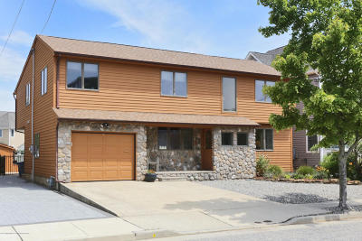Manasquan NJ Single Family Home For Sale: $1,199,900
