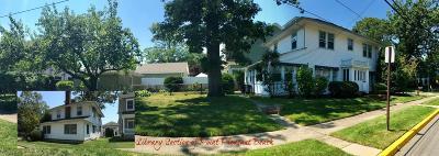 Point Pleasant Beach Single Family Home For Sale: 800 Grove Street