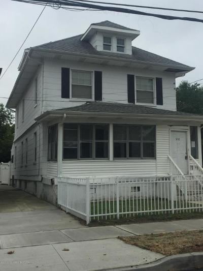 Asbury Park Single Family Home Under Contract: 910 Cookman Avenue