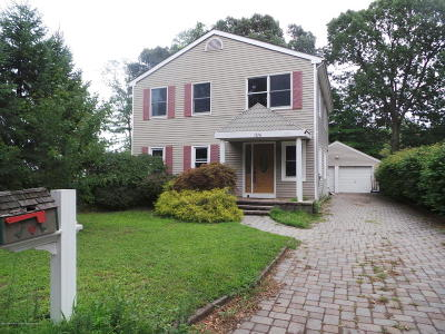 Point Pleasant Single Family Home For Sale: 1216 Lewis Road
